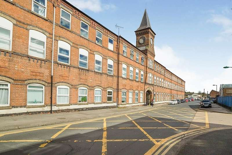 2 Bedrooms Flat for sale in The Stretton Leen Court, Nottingham, NG7
