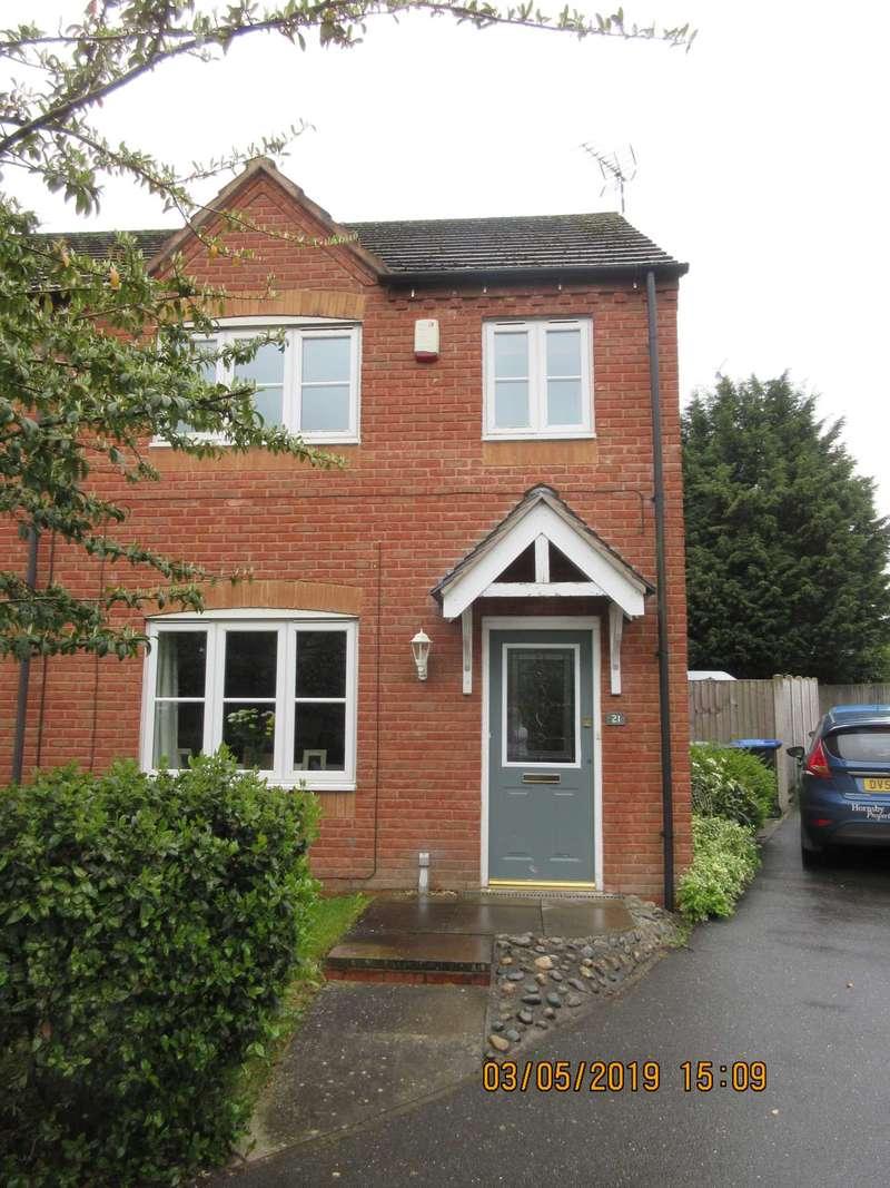 3 Bedrooms Semi Detached House for rent in Fairway Meadows, Ullesthorpe