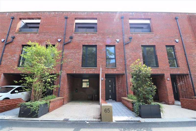5 Bedrooms Terraced House for sale in 65 Burton Road, West Didsbury, Manchester, M20