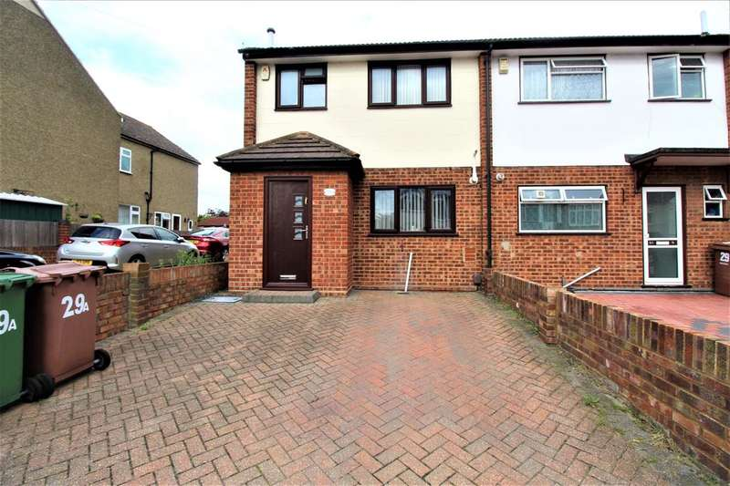 3 Bedrooms Terraced House for sale in Rectory Road, Grays