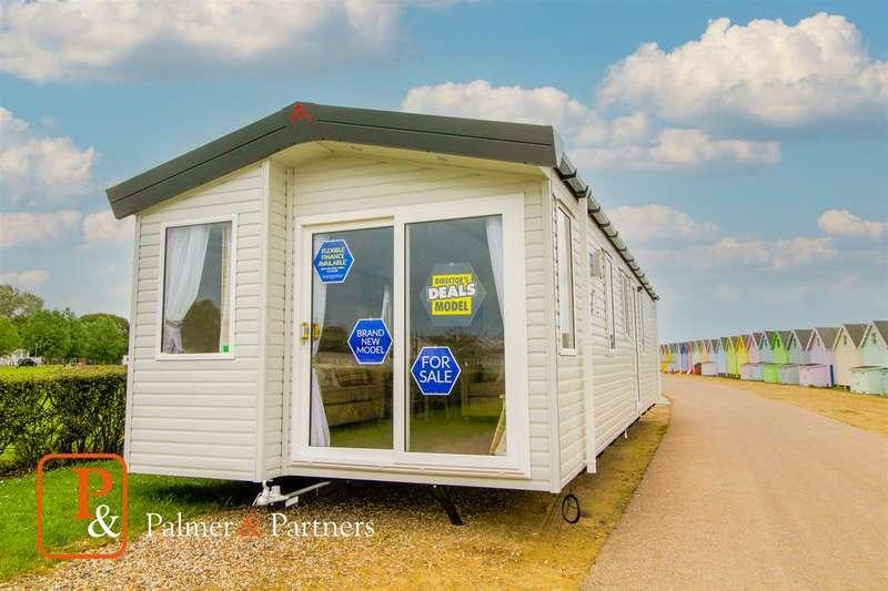 2 Bedrooms Detached House for sale in Atlas Debonair, Seaview Avenue, West Mersea, Colchester, CO5