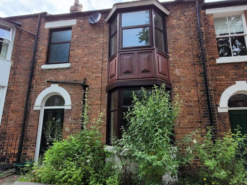 2 Bedrooms Terraced House for sale in The Avenue, Durham, DH1