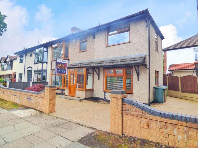 5 Bedrooms Semi Detached House for sale in Kingsway, Alkrington, Middleton, Manchester, M24