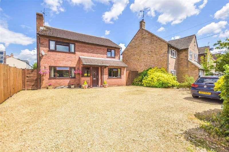 4 Bedrooms Detached House for sale in Bridge Road, Frampton On Severn, GL2