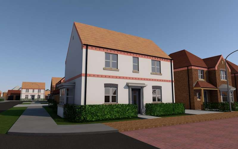 3 Bedrooms Detached House for sale in The Nursery, Station Road, Swineshead, Boston