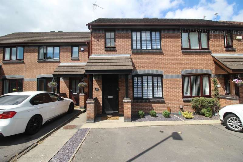 2 Bedrooms Semi Detached House for sale in Gateacre Walk, Manchester, M23 9BA