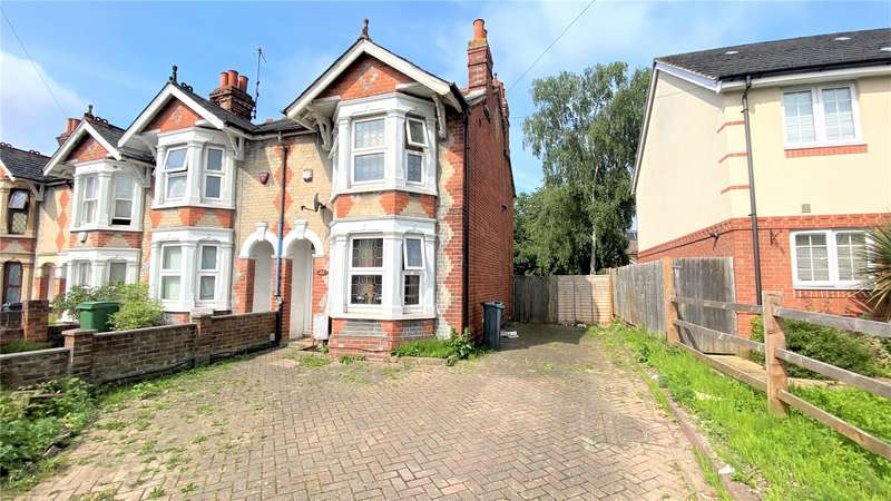 3 Bedrooms End Of Terrace House for sale in Northumberland Avenue, Reading, Berkshire, RG2