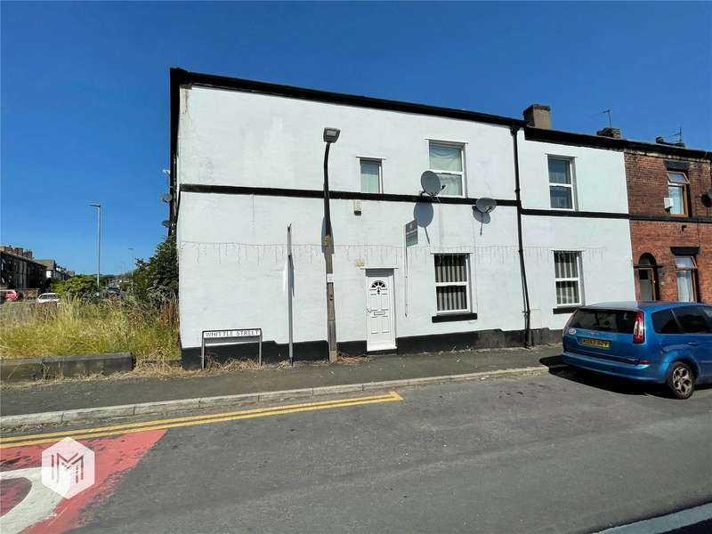 3 Bedrooms End Of Terrace House for sale in Whittle Street, Bury, Lancashire, BL8