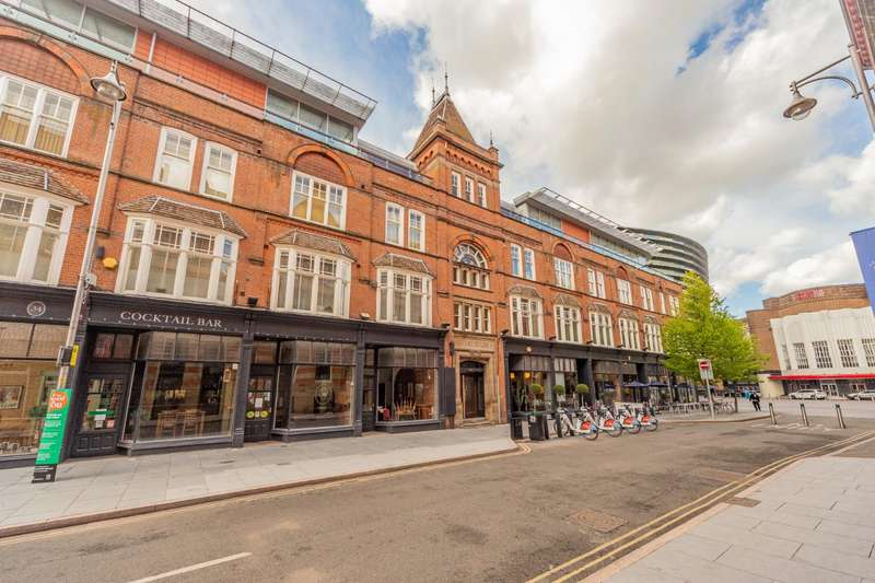 2 Bedrooms Apartment Flat for sale in The Exchange Buildings, 40 Rutland Street, Leicester