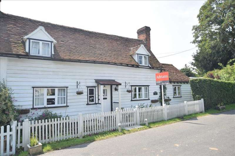 2 Bedrooms Semi Detached House for sale in White Cottage, South Street, Chelmsford
