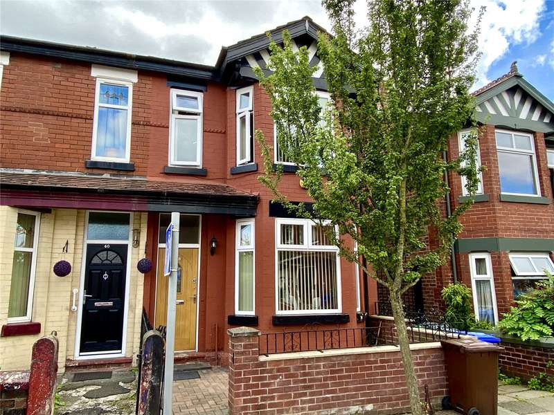 5 Bedrooms End Of Terrace House for sale in Delamere Road, Levenshulme, Manchester, M19