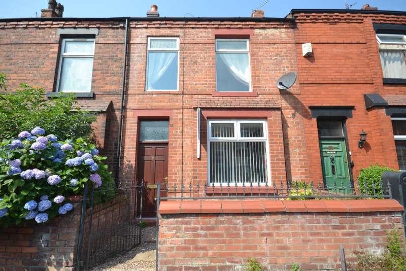 2 Bedrooms Terraced House for sale in Hardy Street, Springfield, Wigan, WN6 7AL