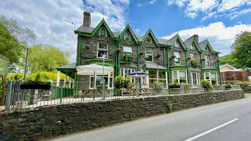 7 Bedrooms Detached House for sale in Llanbedr, Gwynedd
