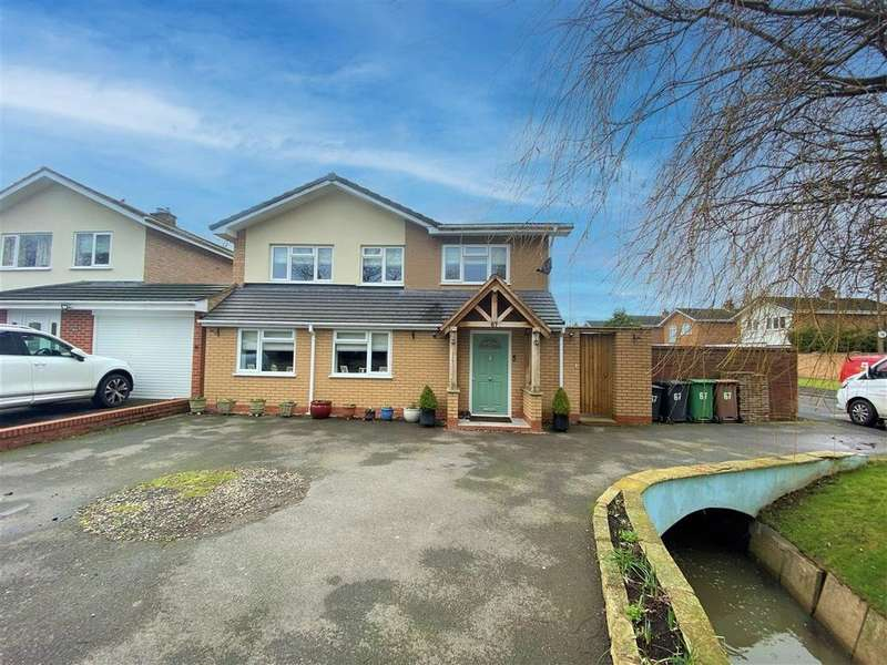 4 Bedrooms Link Detached House for sale in Hollywood Lane, Hollywood, Birmingham, B47