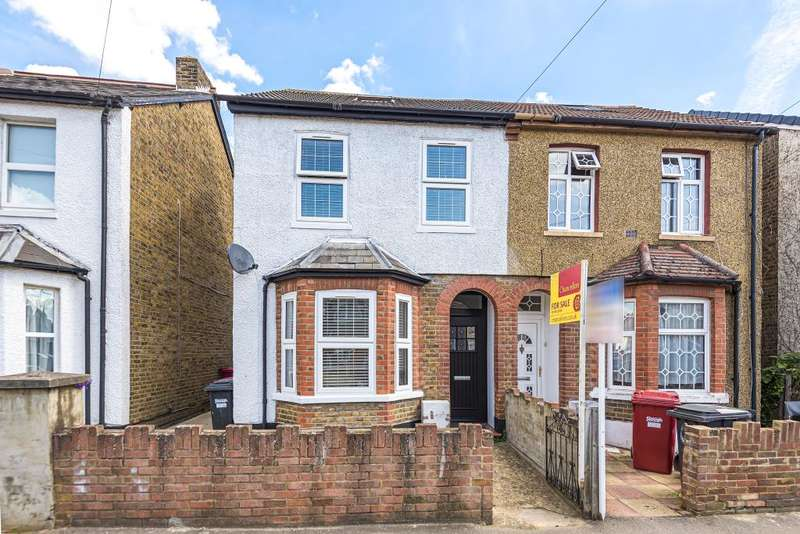 3 Bedrooms Semi Detached House for sale in Slough, Berkshire, SL1