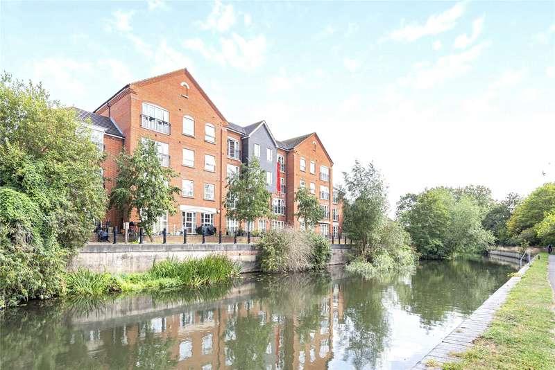 2 Bedrooms Apartment Flat for sale in Hunters Wharf, Katesgrove Lane, Reading, Berkshire, RG1