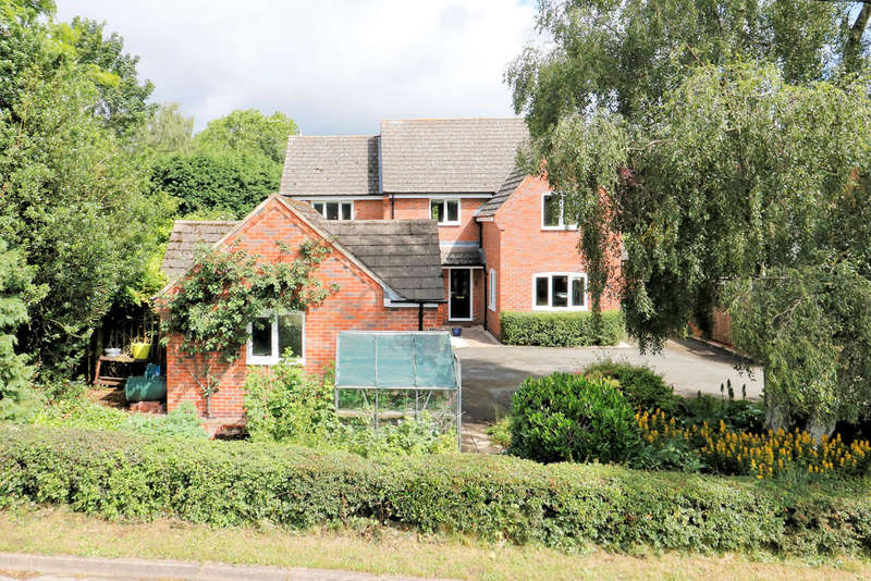 4 Bedrooms Detached House for sale in Bridge Street, Packington