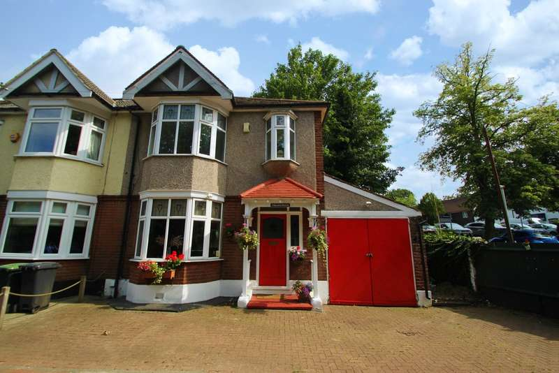 3 Bedrooms Semi Detached House for sale in Chigwell Road, Woodford Green