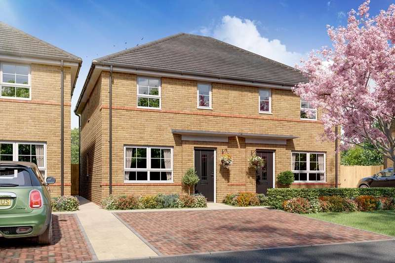 3 Bedrooms House for sale in Ellerton, Amberswood Rise, Seaman Way, Ince, WIGAN, WN2 2LE