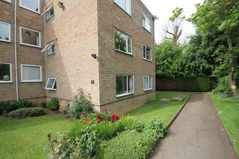 1 Bedroom Flat for sale in Stoneygate