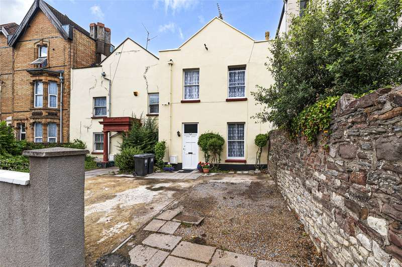4 Bedrooms Semi Detached House for sale in Ashley Road, BRISTOL, BS6
