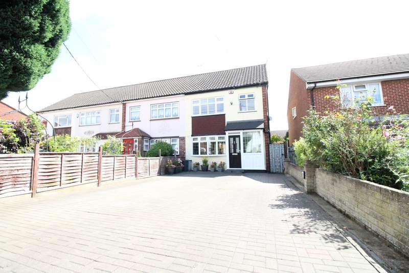 2 Bedrooms Property for sale in Lodge Lane, Collier Row RM5