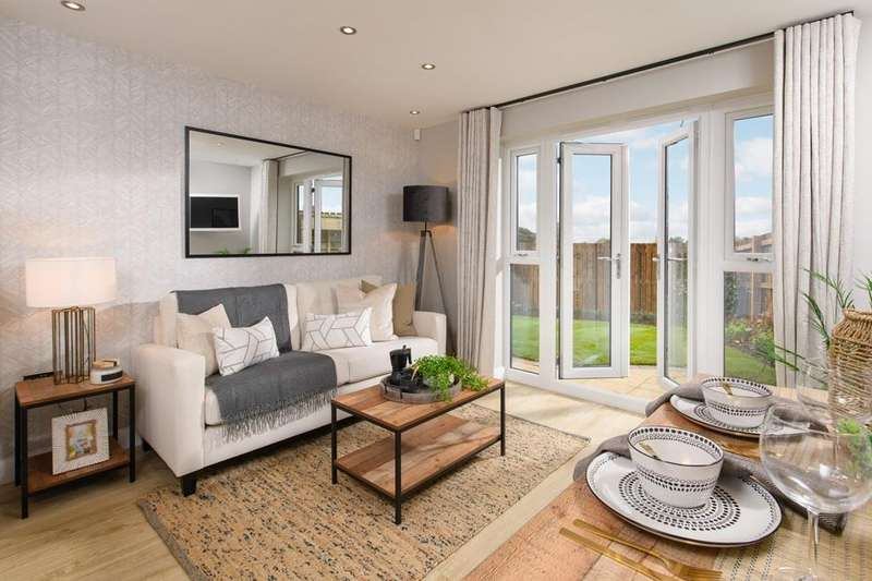 4 Bedrooms House for sale in Kingsville, Wigston Meadows, Newton Lane, Wigston, WIGSTON, LE18 3SH