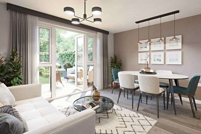 4 Bedrooms House for sale in Tayport, Grange View, Grange Road, Hugglescote, COALVILLE, LE67 2BQ