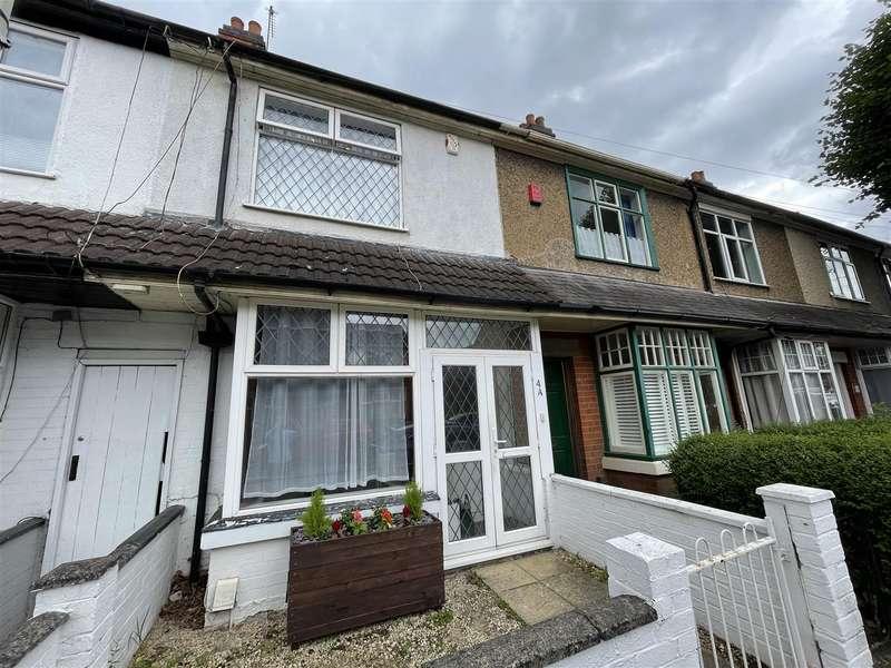 3 Bedrooms Terraced House for sale in Albert Promenade, Loughborough, LE11 1RE