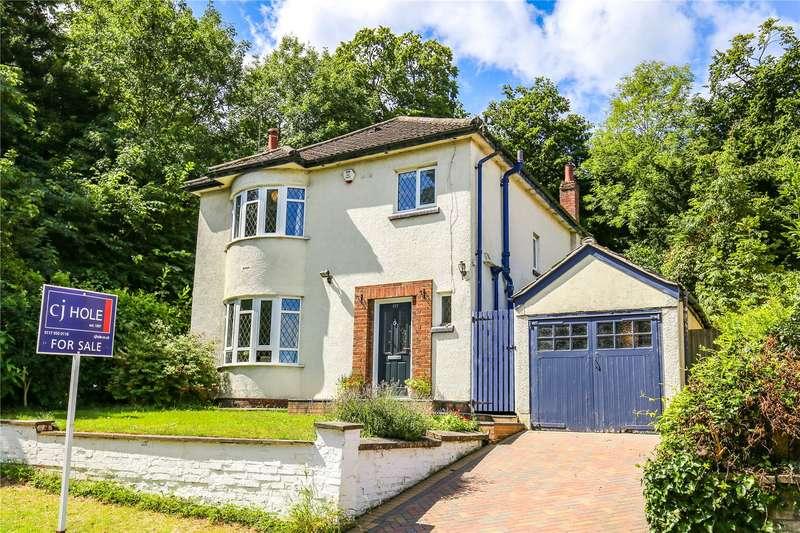 3 Bedrooms Property for sale in Henbury Road, Henbury, Bristol BS10