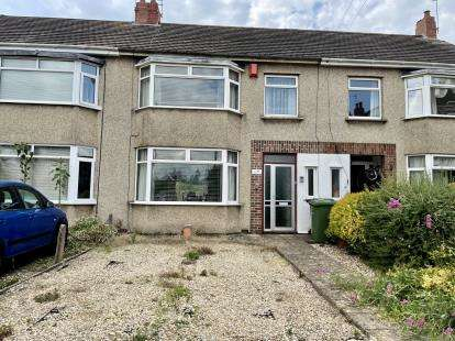 3 Bedrooms Terraced House for sale in Pound Drive, Bristol