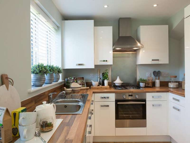 3 Bedrooms House for sale in The Hanbury, Walmsley Park, Queensway, Leigh, WN7 2TP