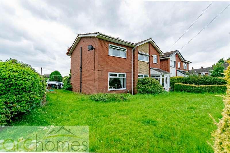 5 Bedrooms Detached House for sale in Landedmans, Westhoughton, Bolton