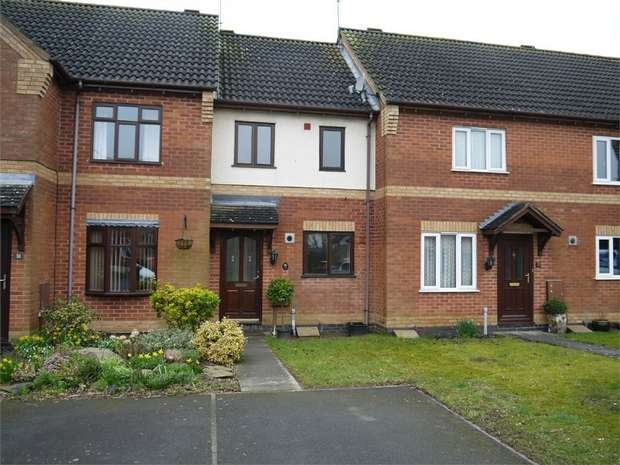 2 Bedrooms Terraced House for rent in Forge Close, Fleckney, Leicester