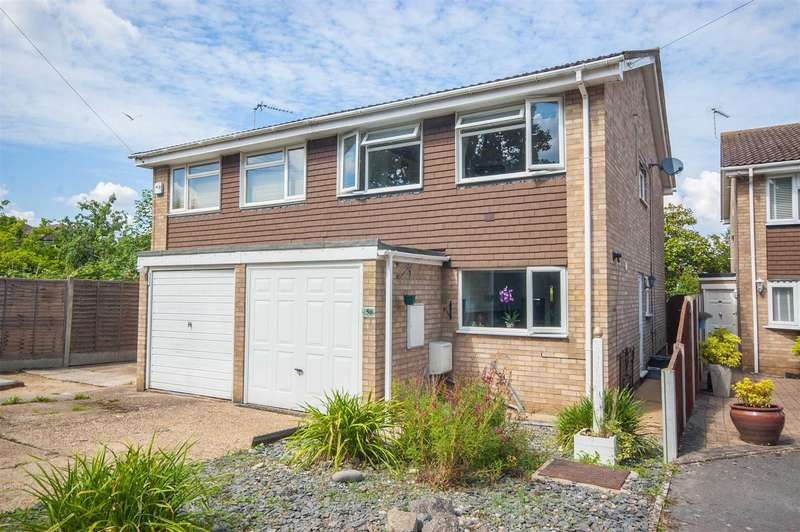 3 Bedrooms Semi Detached House for sale in Avenue Road, Great Baddow, Chelmsford