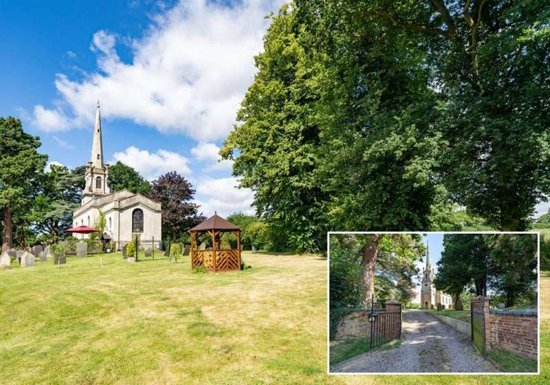 3 Bedrooms House for sale in Church Lane, Saxby