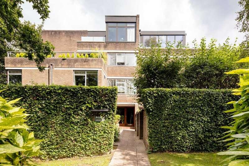 2 Bedrooms Flat for sale in Vicarage Road, Leigh Woods, Bristol