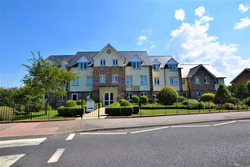 1 Bedroom Retirement Property for sale in High Street, Portishead,