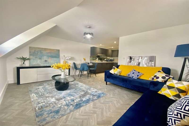 2 Bedrooms Apartment Flat for sale in Drakkar Wharf, Anchor Lane, Heybridge, Maldon, CM9