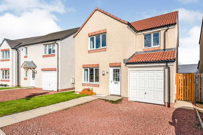 4 Bedrooms Detached House for sale in Serf Avenue, Dunfermline, Fife, KY11