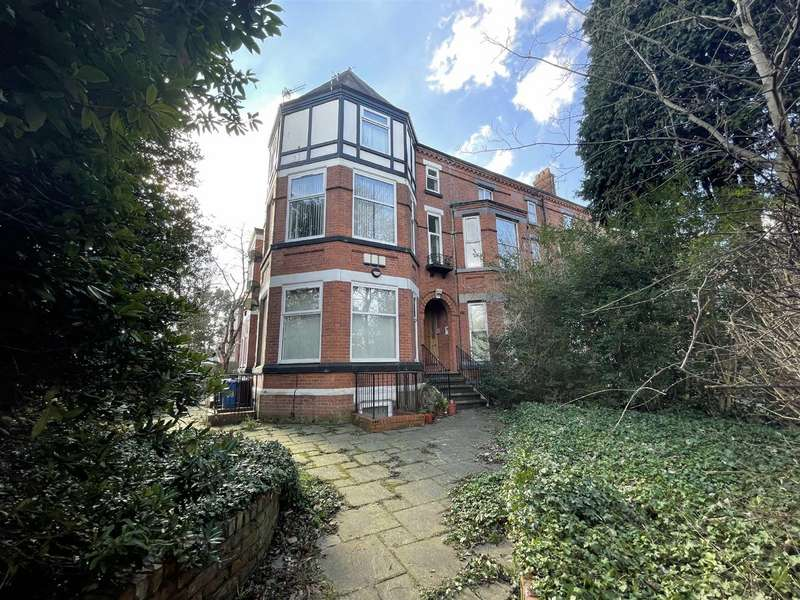 8 Bedrooms Semi Detached House for sale in Demesne Road, Whalley Range