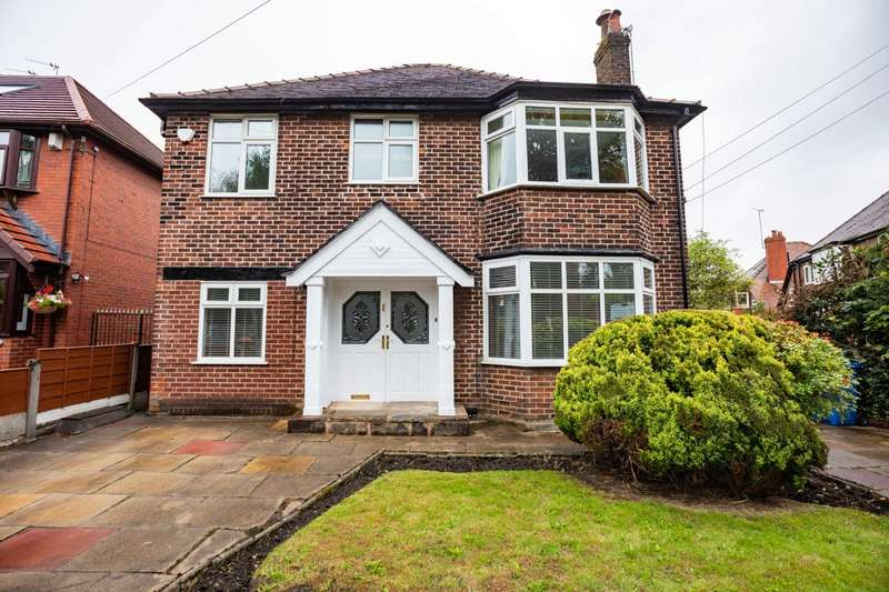 5 Bedrooms Detached House for rent in Branksome Avenue, Manchester