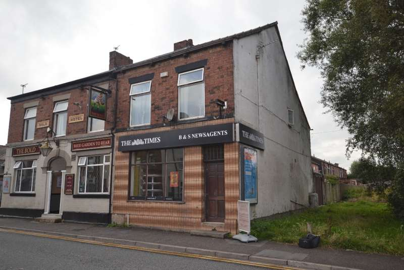 2 Bedrooms Semi Detached House for sale in Poolstock Lane, , Wigan, WN3 5HL