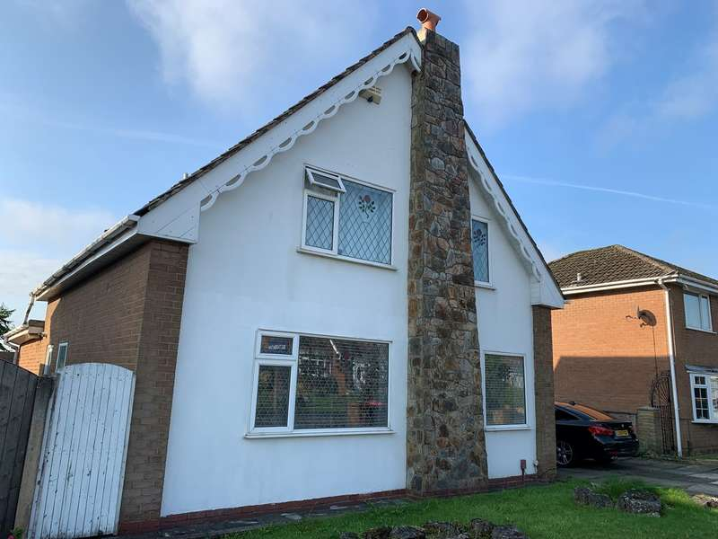 3 Bedrooms Detached House for sale in Vicars Hall Gardens, Worsley, Manchester, M28