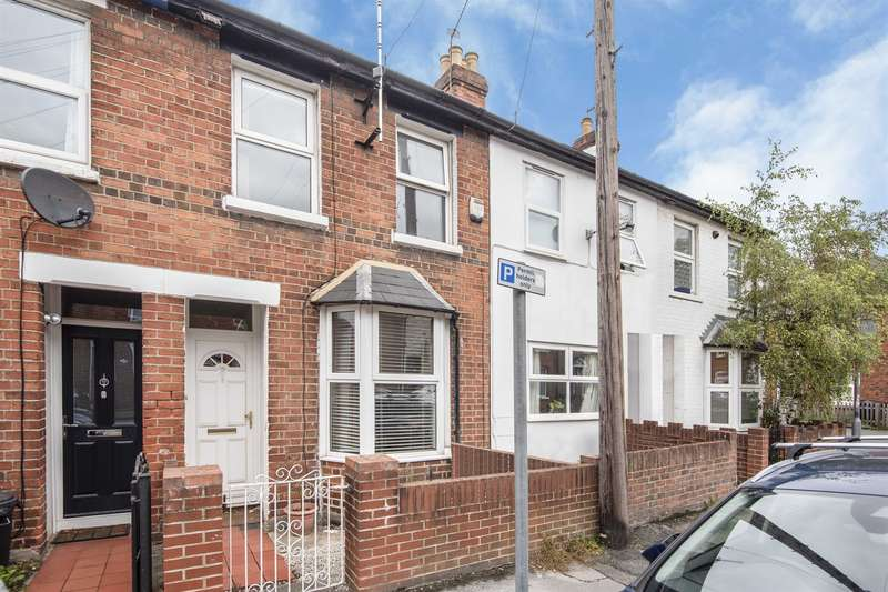 3 Bedrooms Terraced House for sale in Cardiff Road, Reading, RG1