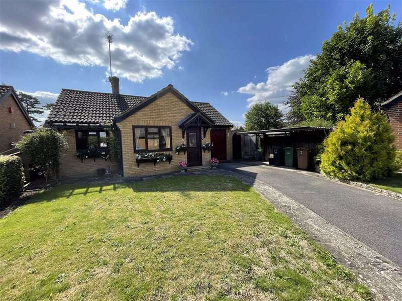 2 Bedrooms Detached Bungalow for sale in Ilex Close, Sonning Common, Sonning Common Reading