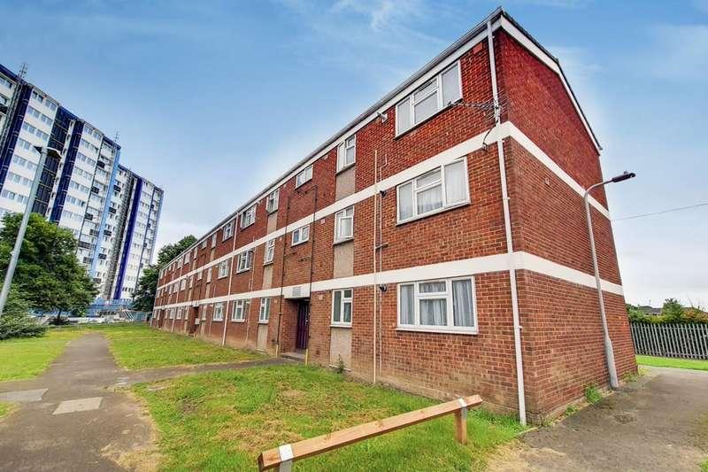 1 Bedroom Flat for sale in Eden Close, Slough, SL3