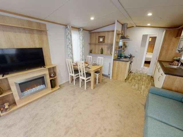 2 Bedrooms Caravan Mobile Home for sale in West Mersea, Colchester