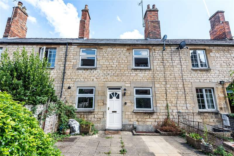 2 Bedrooms Terraced House for sale in Lewis Lane, Cirencester, GL7