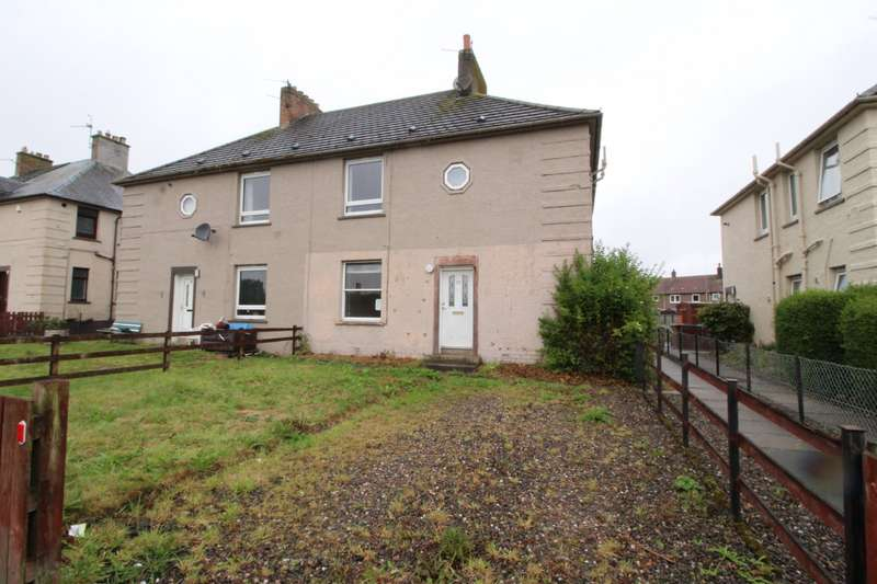 2 Bedrooms Apartment Flat for sale in Millburn Avenue, Coaltown, Coaltown of Balgonie, Glenrothes, KY7